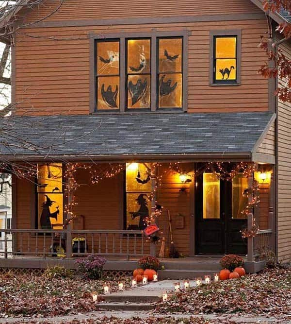 Outdoor Halloween Decorating Ideas-06-1 Kindesign