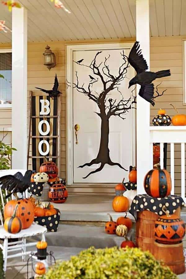 Outdoor Halloween Decorating Ideas-14-1 Kindesign