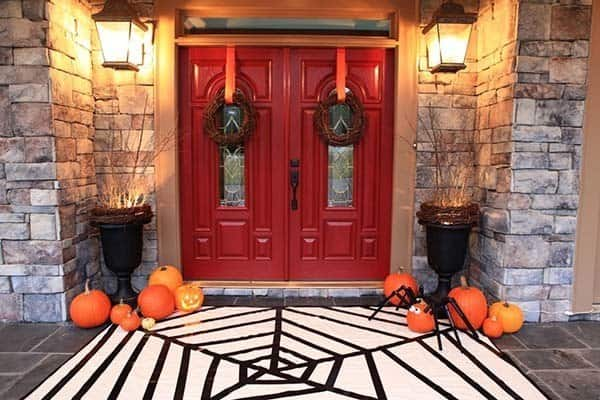 Outdoor Halloween Decorating Ideas-17-1 Kindesign