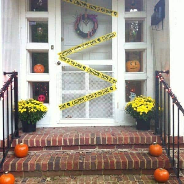 Outdoor Halloween Decorating Ideas-21-1 Kindesign