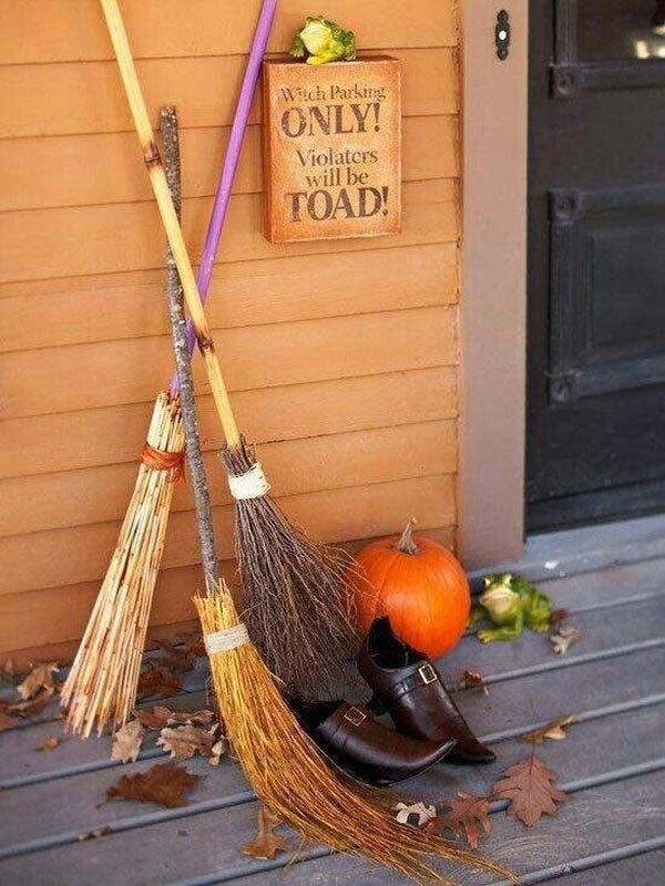 Outdoor Halloween Decorating Ideas-25-1 Kindesign