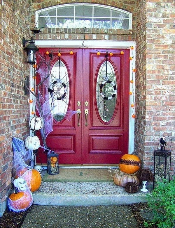 Outdoor Halloween Decorating Ideas-26-1 Kindesign