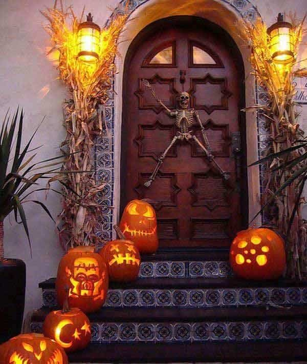 Outdoor Halloween Decorating Ideas-28-1 Kindesign