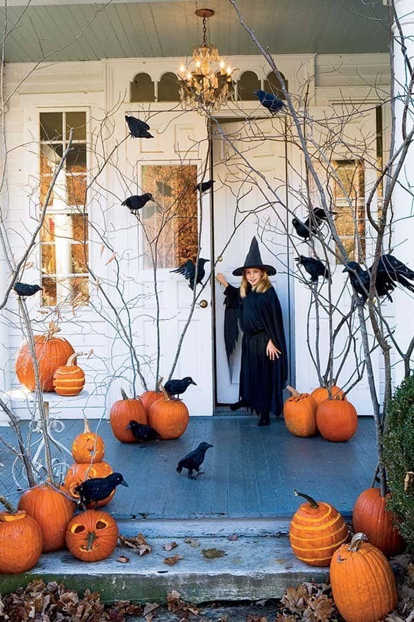 Outdoor Halloween Decorating Ideas-31-1 Kindesign