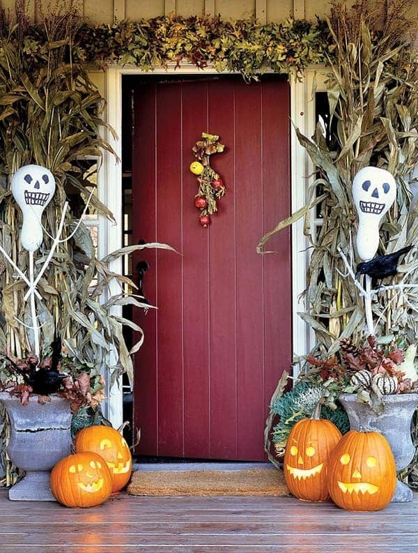 Outdoor Halloween Decorating Ideas-35-1 Kindesign