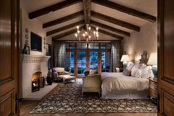 Rustic Bedroom Design Ideas-01-1 Kindesign