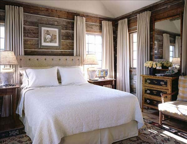 Rustic Bedroom Design Ideas-04-1 Kindesign