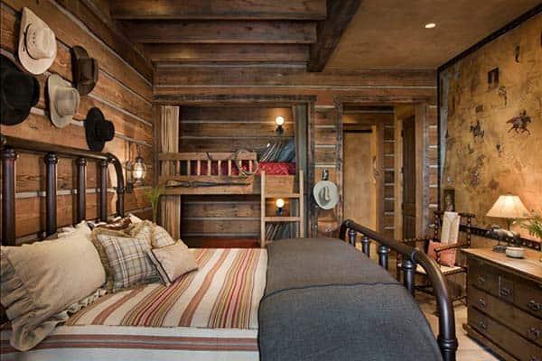 Rustic Bedroom Design Ideas-24-1 Kindesign