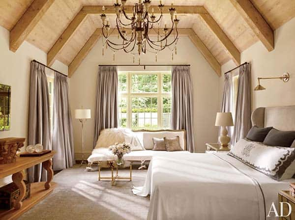 Rustic Bedroom Design Ideas-27-1 Kindesign