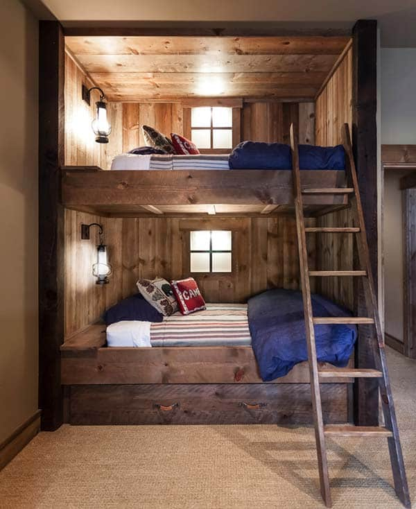 Rustic Bedroom Design Ideas-28-1 Kindesign