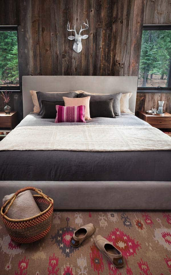 Rustic Bedroom Design Ideas-38-1 Kindesign
