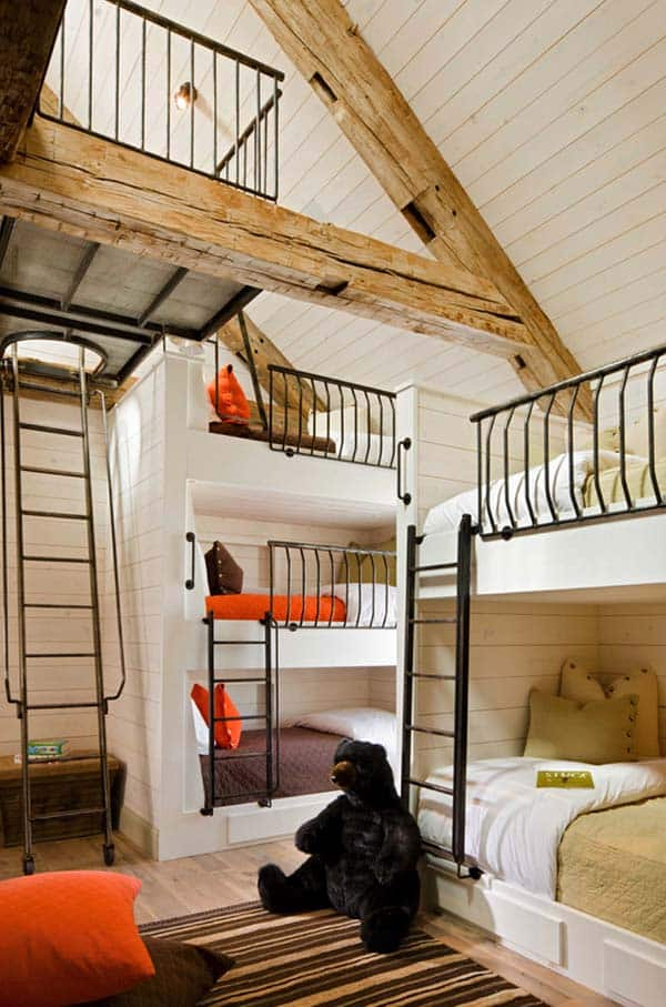 Rustic Bedroom Design Ideas-45-1 Kindesign