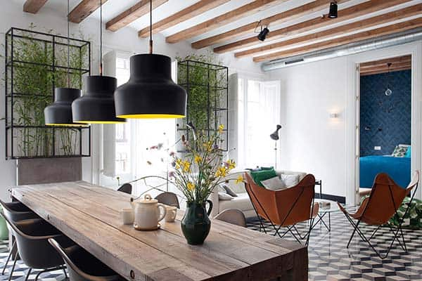 Small Apartment-Barcelona-Nobohome-03-1 Kindesign