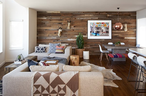 featured posts image for Southwestern style home infused with warmth in Potrero Hill
