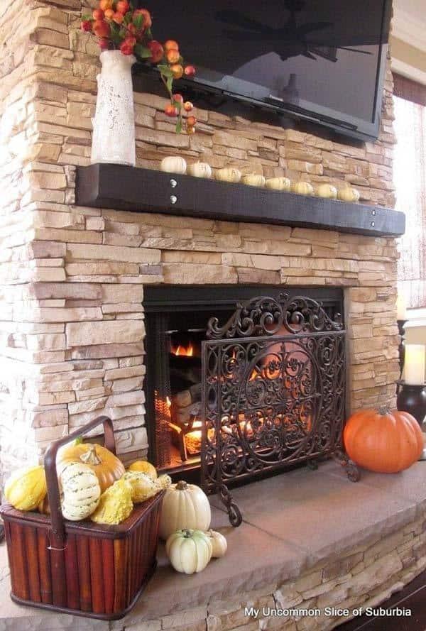 Stone-Fireplace-Design-Ideas-05-1 Kindesign