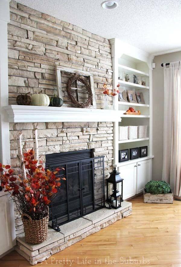 Stone-Fireplace-Design-Ideas-08-1 Kindesign