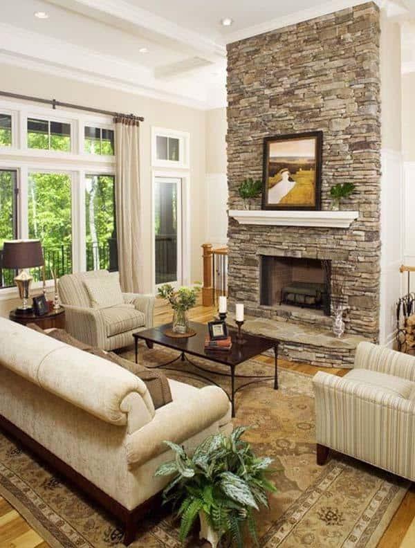 Stone-Fireplace-Design-Ideas-14-1 Kindesign