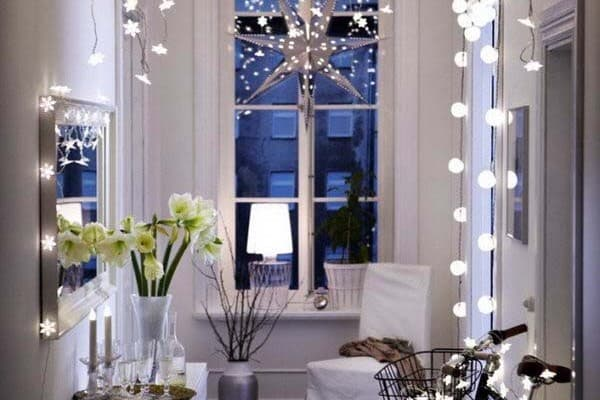 featured posts image for 45 Inspiring ways to decorate your home with string lights