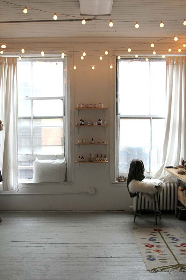 String Lights Home Decor 06 1 Kindesign