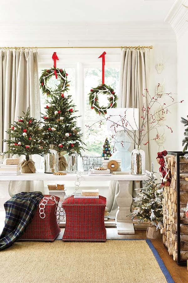 Bhg Christmas Decorating Holiday Ideas Small Spaces