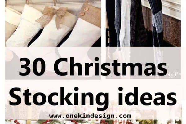 featured posts image for 30 Stunning Christmas stocking ideas for stylish interiors