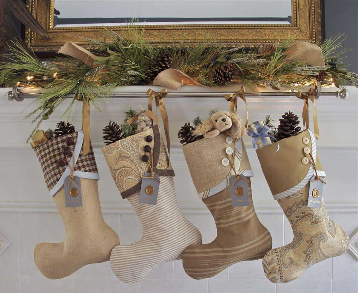 Christmas Stocking Ideas-15-1 Kindesign