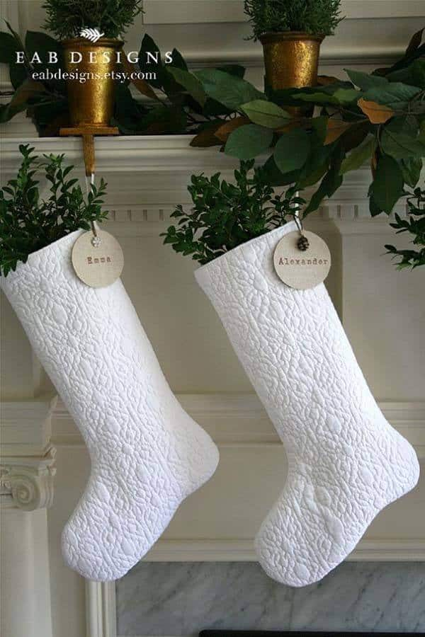 Christmas Stocking Ideas-16-1 Kindesign