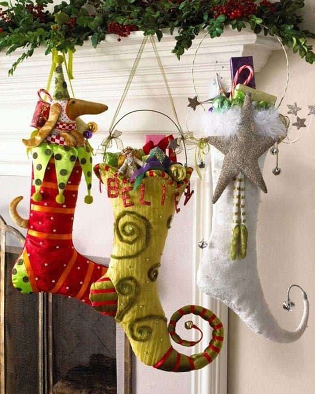 Christmas Stocking Ideas-23-1 Kindesign