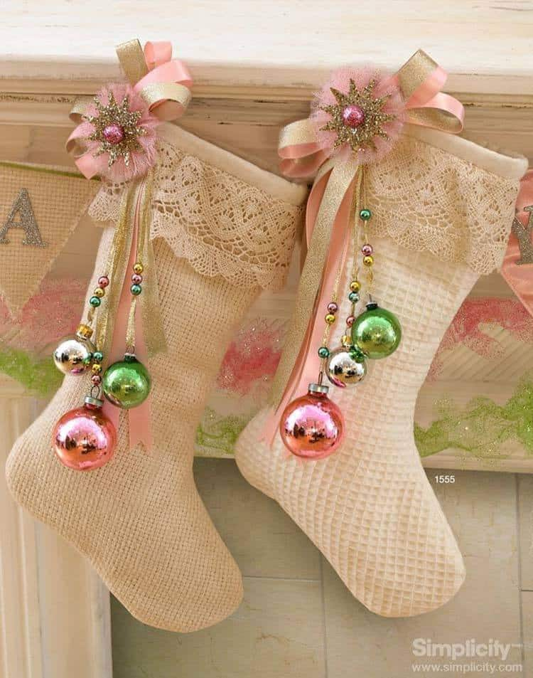 Christmas Stocking Ideas-30-1 Kindesign