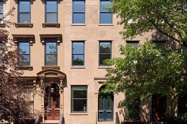 featured posts image for Brooklyn brownstone renovation features a beautiful restoration