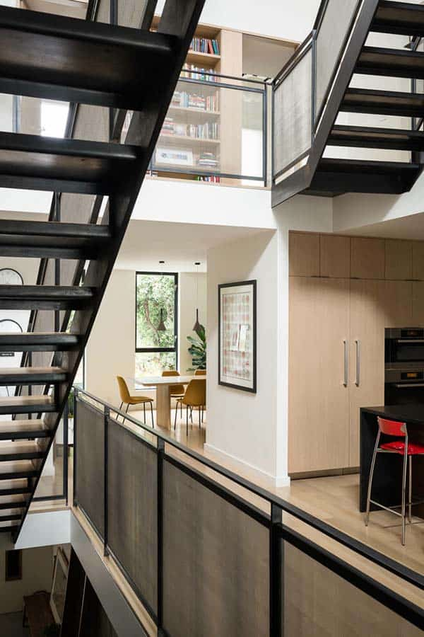 Contemporary Townhouse-Feldman Architecture-07-1 Kindesign