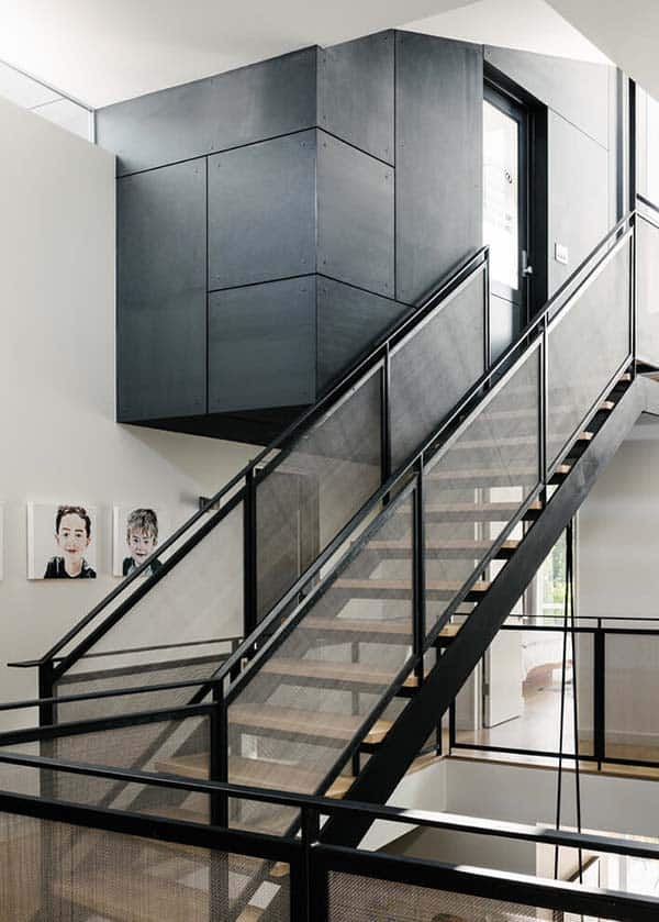 Contemporary Townhouse-Feldman Architecture-11-1 Kindesign