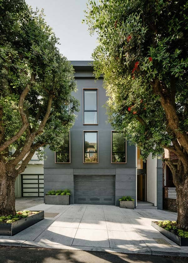Contemporary Townhouse-Feldman Architecture-19-1 Kindesign