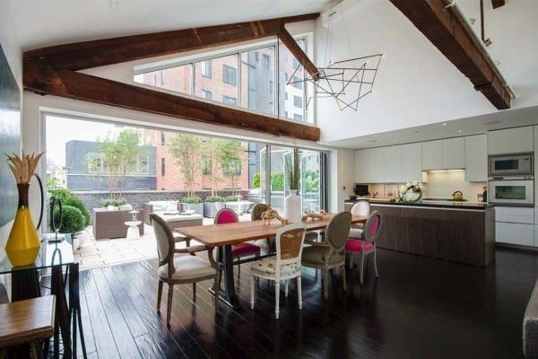 featured posts image for Historical church features spectacular penthouse living in New York