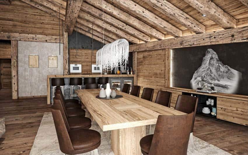 Luxury Ski Chalet Zermatt Switzerland 03 1 Kindesign