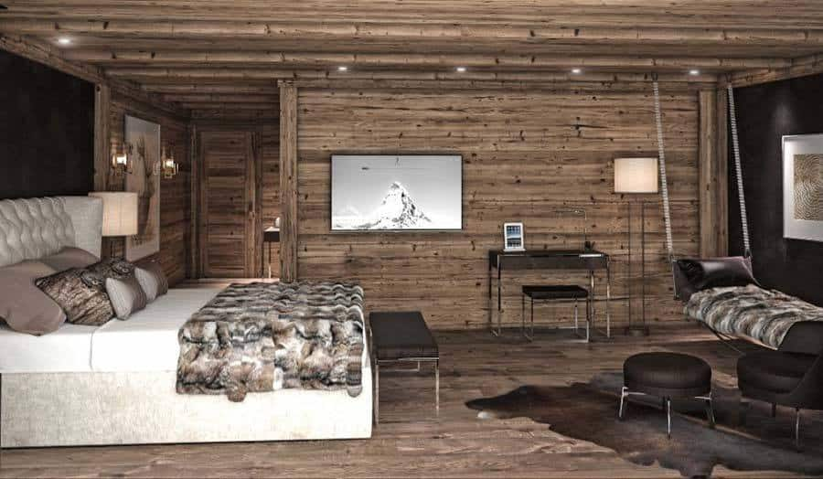 Luxury Ski Chalet Zermatt Switzerland 12 1 Kindesign