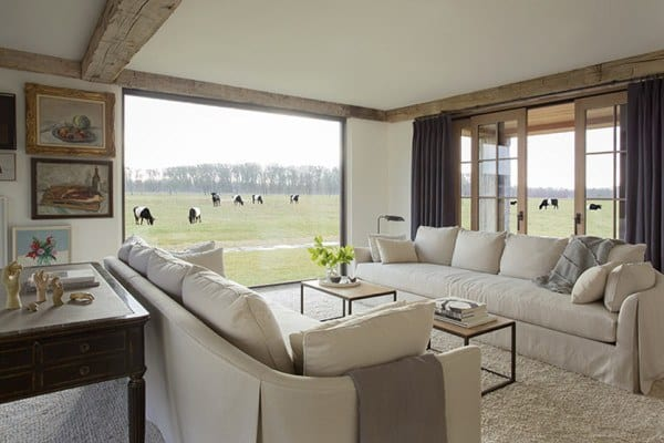 featured posts image for Breathtaking modern farmhouse on Martha's Vineyard