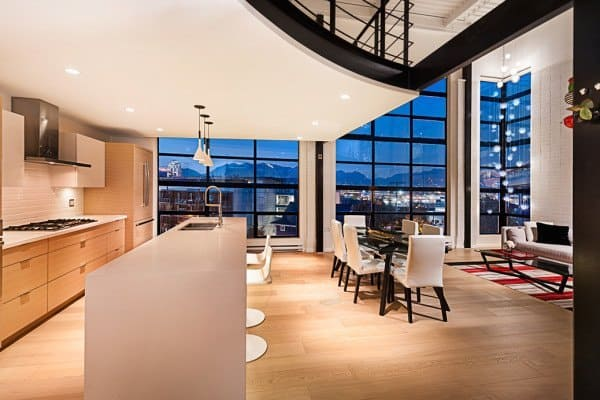 featured posts image for Loft in Vancouver showcasing impressive design and views