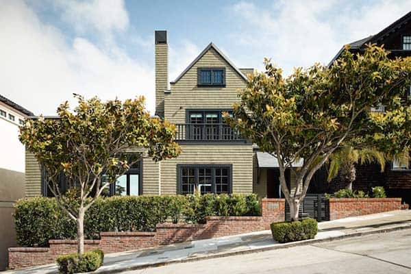 featured posts image for San Francisco home melds modern design with traditional elements