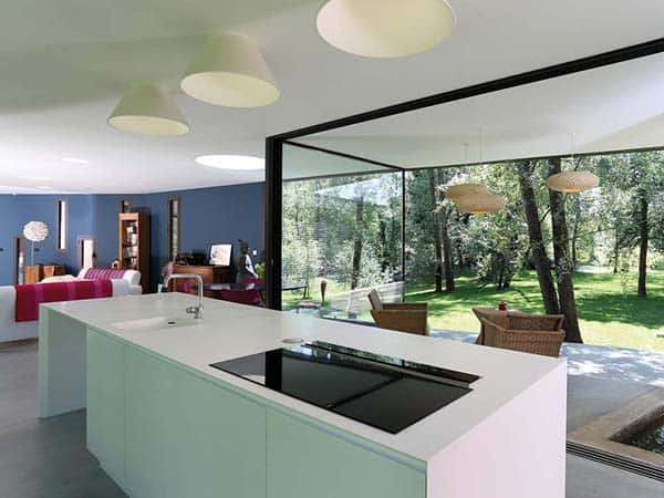 Serpentine Villa-IF Architecture-11-1 Kindesign
