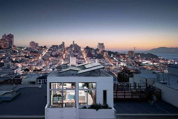 featured posts image for Amazing home transformation offering San Francisco skyline views