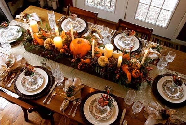 Thanksgiving Table Decor Ideas 01 1 Kindesign