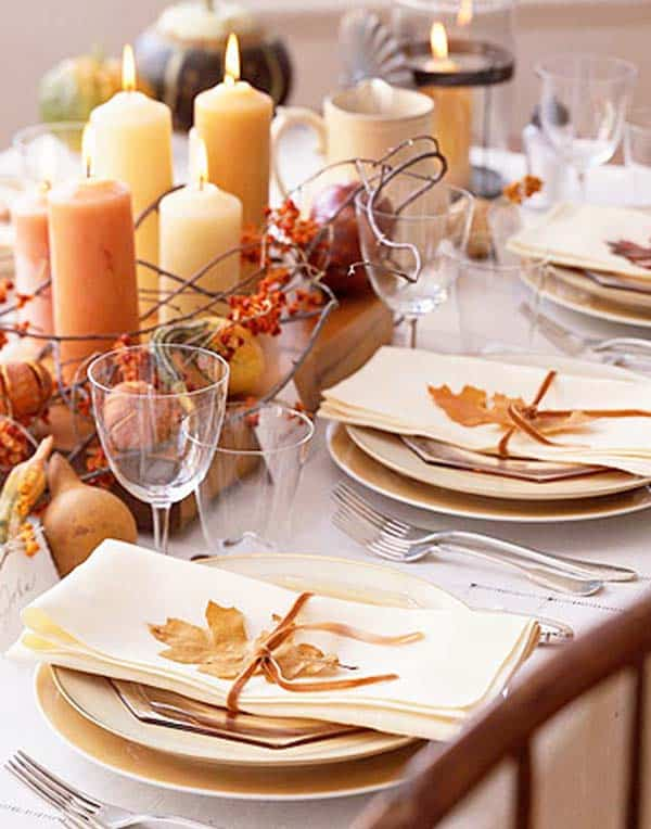 Thanksgiving Table Decor Ideas-08-1 Kindesign