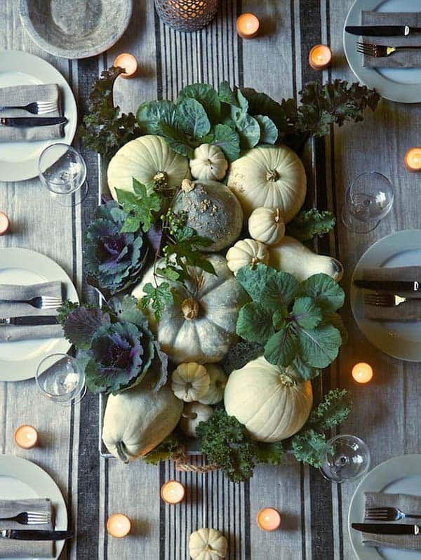 Thanksgiving Table Decor Ideas-13-1 Kindesign