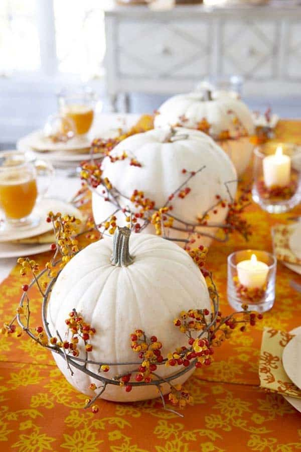 Thanksgiving Table Decor Ideas-18-1 Kindesign