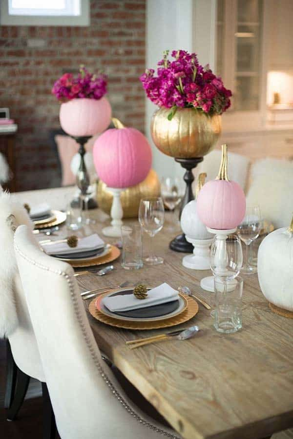 Thanksgiving Table Decor Ideas-45-1 Kindesign