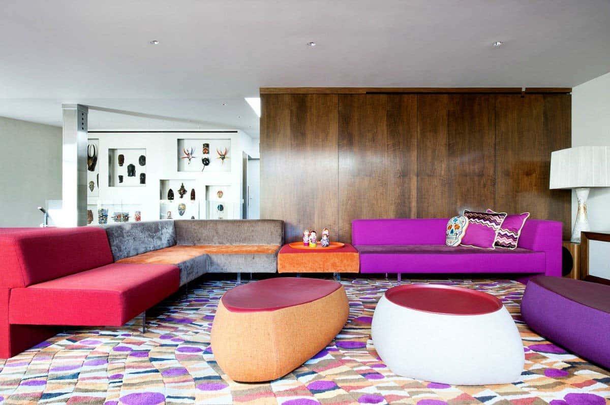 Triplex Penthouse-David Howell Design-17-1 Kindesign