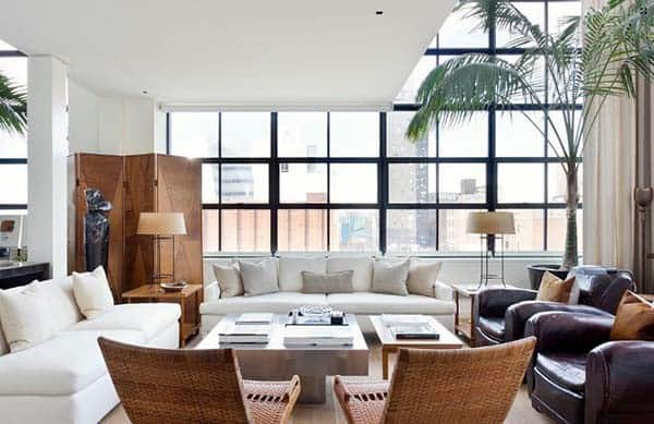 featured posts image for A stylish and trendy apartment overlooking Manhattan
