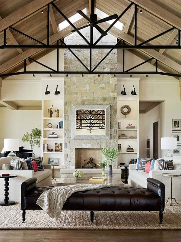 1 kindesign 39 s 45 most fabulous living room pics of 2015 for Wine country decorating style