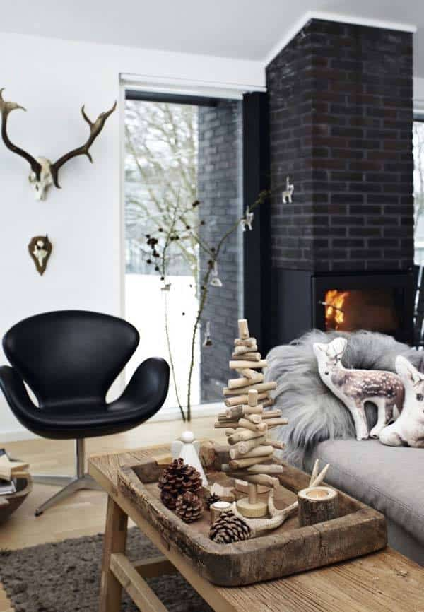 Christmas Decorated Spaces-39-1 Kindesign